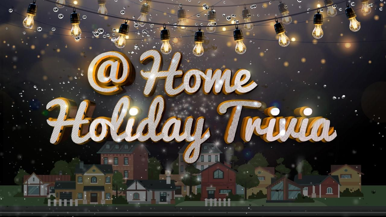 Kelly & Ryan LIVE Home Holiday Web Trivia Contest