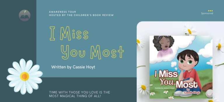 Children Book Review I Miss You Most Giveaway