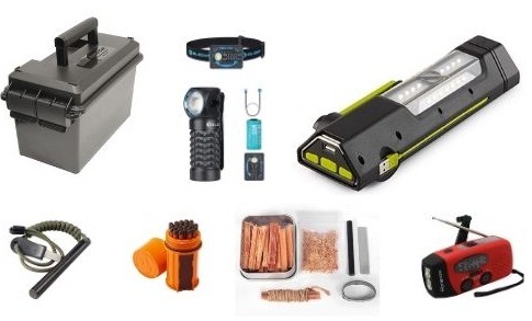 Fire And Light Survival Kit Giveaway