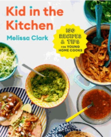 A Copy Of Kid In The Kitchen Giveaway