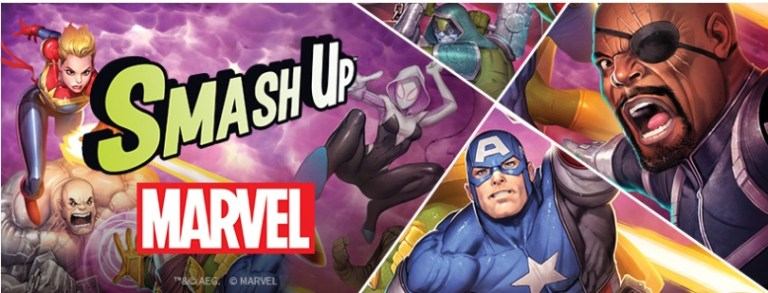 Marvel Games From The Op Giveaway