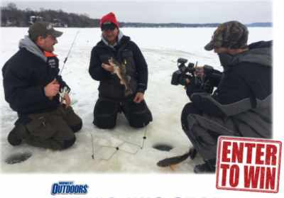 MidWest Outdoors Ice Fishing Gear Giveaway