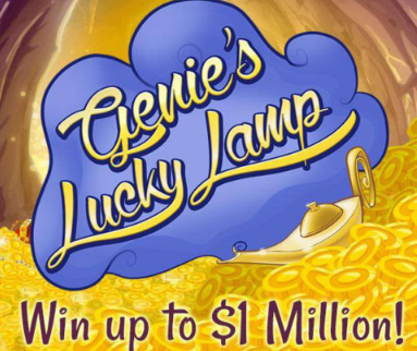 PCH Genies Lucky Lamp Game Sweepstakes