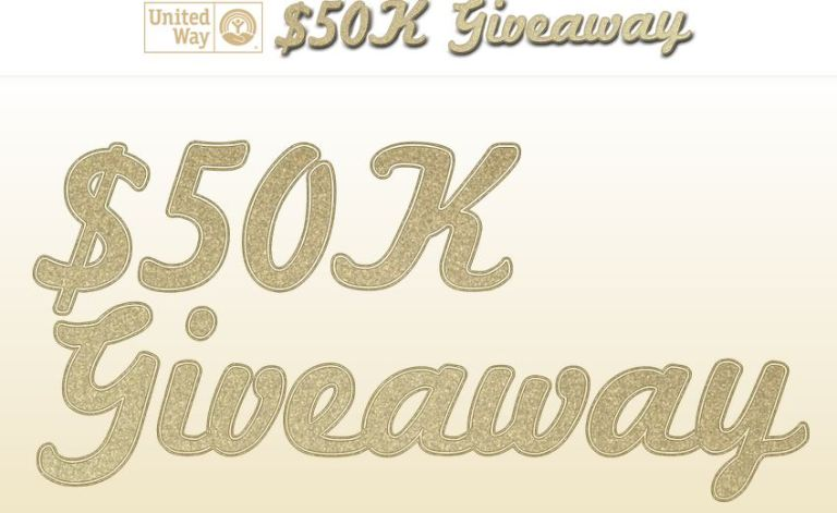 United Way $50K Giveaway