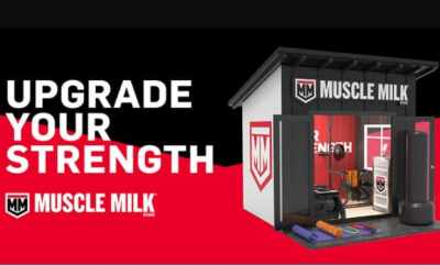 Muscle Milk Upgrade Your Strength Sweepstakes