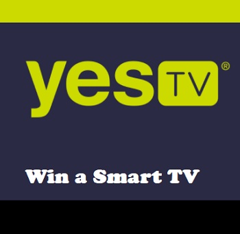 YesTV 25 Words or Less TV Giveaway