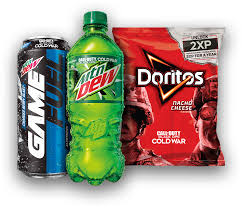 Mtn Dew and Doritos Call of Duty Black Ops Cold War Contest