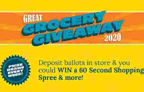 AG Foods Great Grocery Giveaway