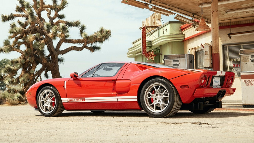 Omaze Ford GT Sweepstakes