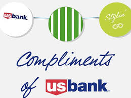 Compliments of U.S. Bank Sweepstakes