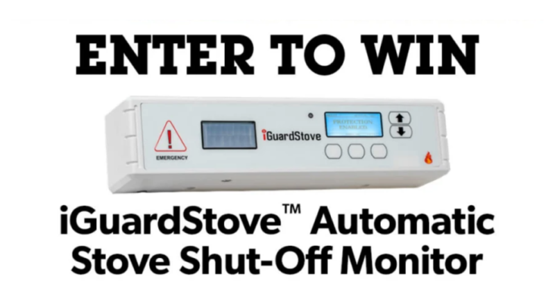 Crutchfield iGuardStove Great Gear Sweepstakes