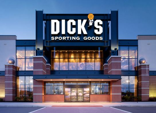 Tell Dick's Sporting Good Opinion Survey