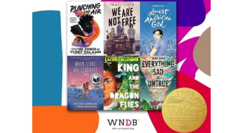 Little Free Library We Need Diverse Books Giveaway