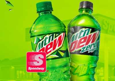 Mtn Dew Daily Pit Stop Sweepstakes