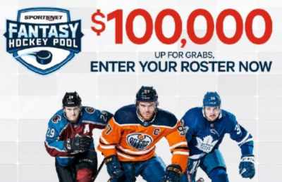 Sportsnet Fantasy Hockey Pool Contest
