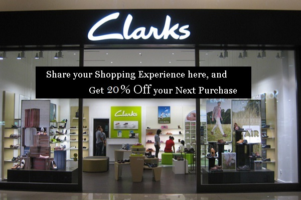Clarks Customer Satisfaction Survey