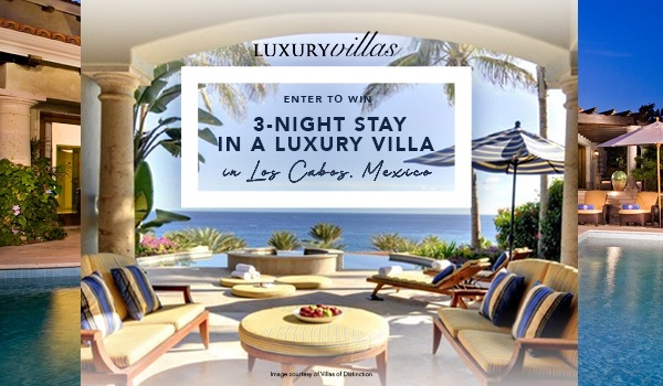 Dream Vacations Mexico Sweepstakes