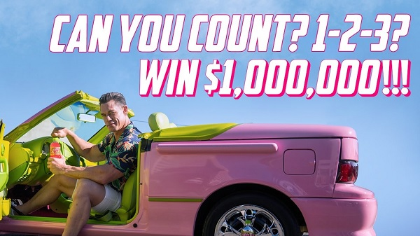 Life Changing Dew Major Melon Sweepstakes