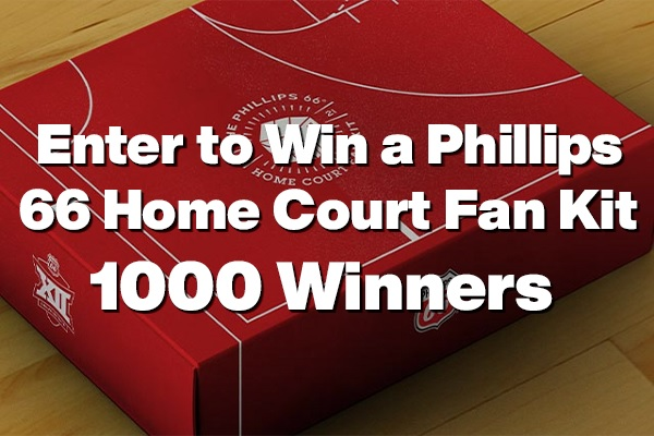 Phillips 66 Home Court Fan Kit Sweepstakes