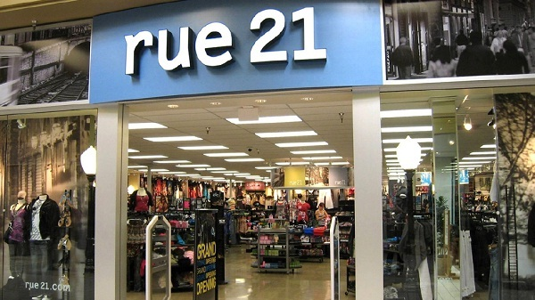 Tell Feedback in Rue21 Survey
