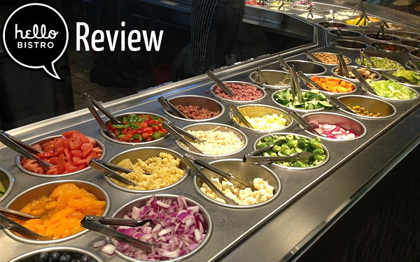 Tell Hello Bistro Feedback Customer Survey