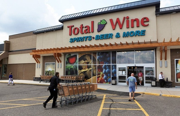 Tell Total Wine & More Feedback Survey