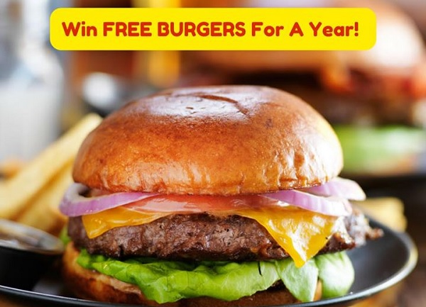 Wawa Burgers for a Year Sweepstakes