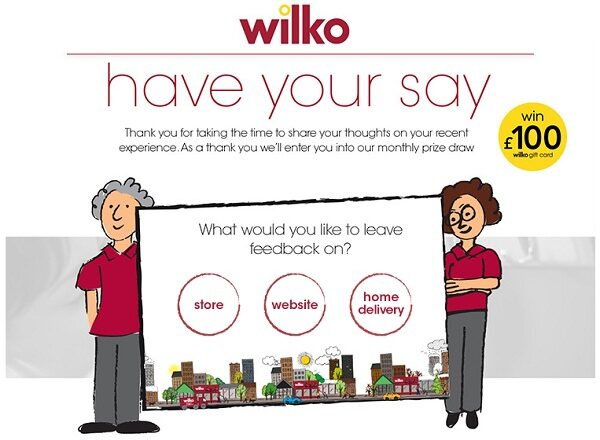 Tell Wilkinson Customer Satisfaction Survey