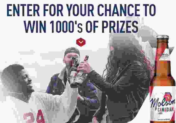Molson Canadian Score For Your Team Contest