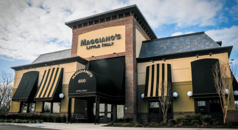 Maggiano's Little Italy Guest Experience Survey