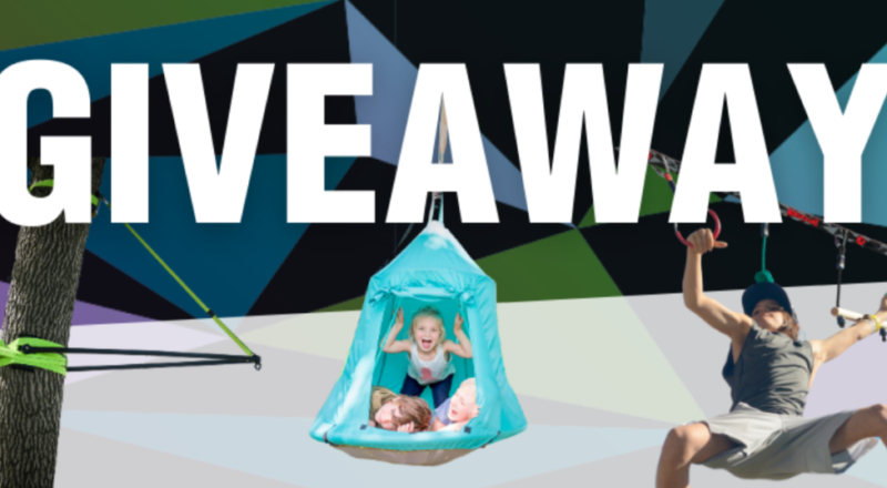 Slackers Outdoors Play to Plant Giveaway