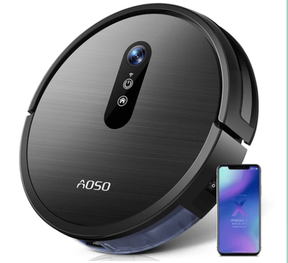 Lucky Draw-AOSO Smart Visual Navigation Robotic Cleaner Giveaway