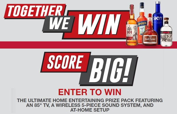 Home Entertainment System Sweepstakes