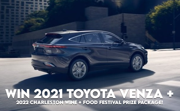 Charleston Wine & Food Sweepstakes