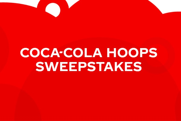 Coca Cola Hoops Sweepstakes