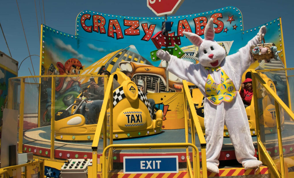 Jolly Roger Amusement Parks Easter Giveaway