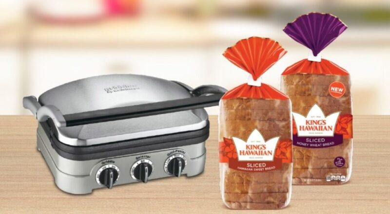 The King's Hawaiian The Bread To Melt Over Sweepstakes