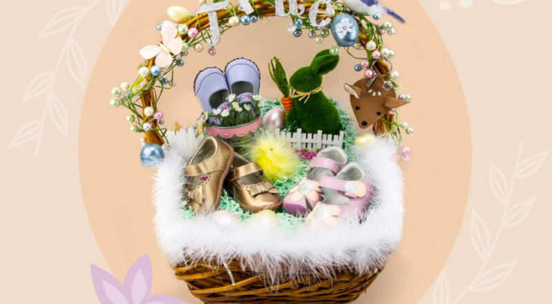 Personalized Easter Basket Giveaway