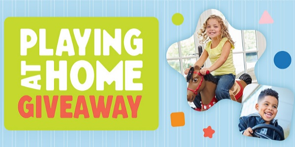 Radio Flyer Playing at Home Sweepstakes