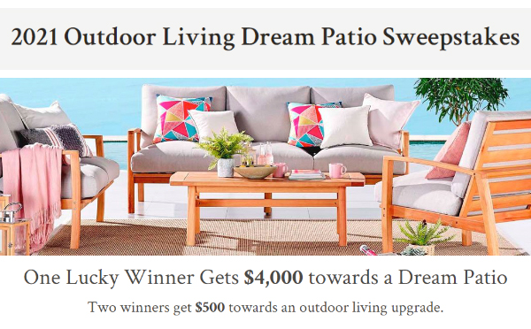 Riverbend Home Patio Giveaway