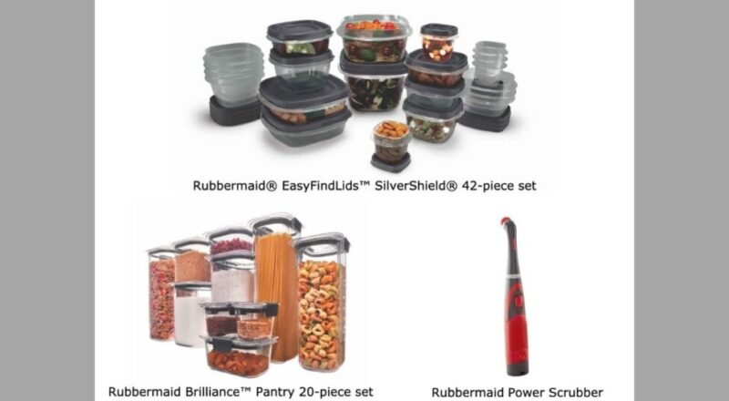 Rubbermaid Spring Organizing Sweepstakes