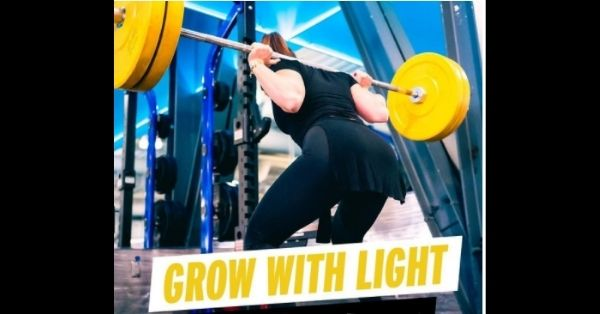 Crunch Fitness Grow With Light Sweepstakes