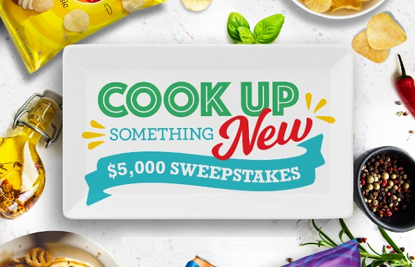 Tasty Rewards Cook Up Something Sweepstakes