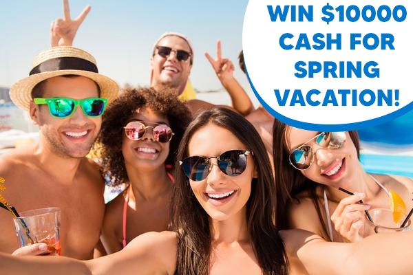 Travel Channel's Spring Giveaway