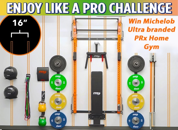 Ultra Enjoy Like a Pro Challenge Sweepstakes