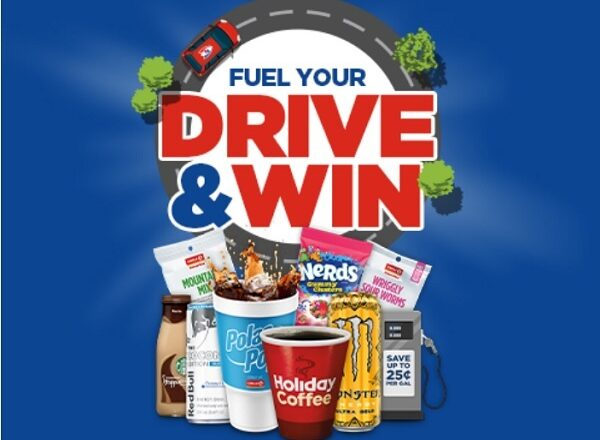 Holiday Station Stores Fuel Your Drive & Win Instant Win Game