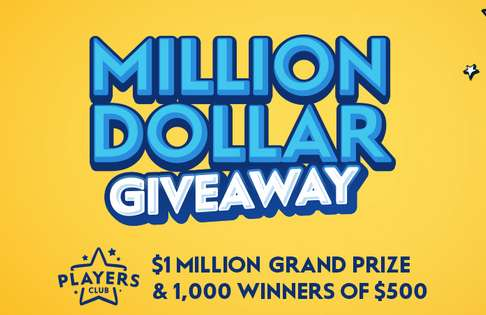 Arizona Lottery Million Dollar Giveaway