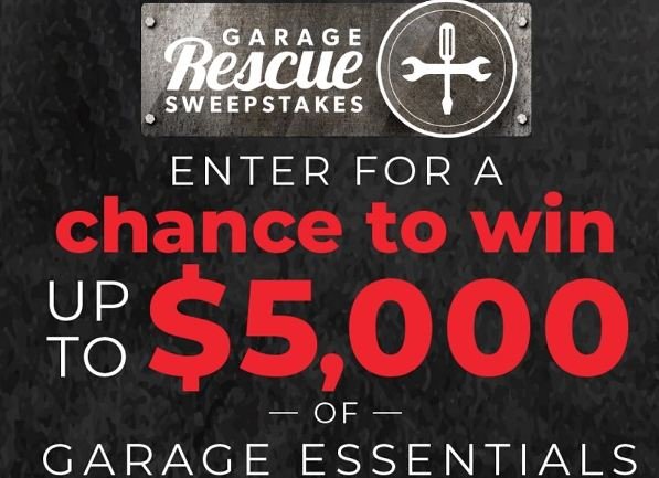 Discovery Garage Rescue Sweepstakes