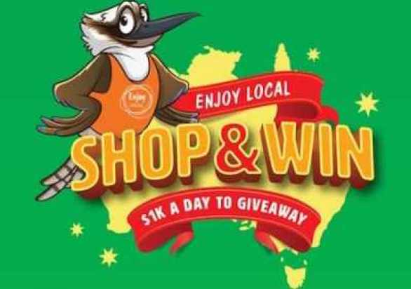 New Sunrise Enjoy Local, Shop & Win Competition