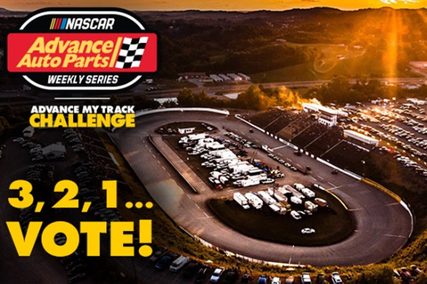 NASCAR Weekly Voting Sweepstakes